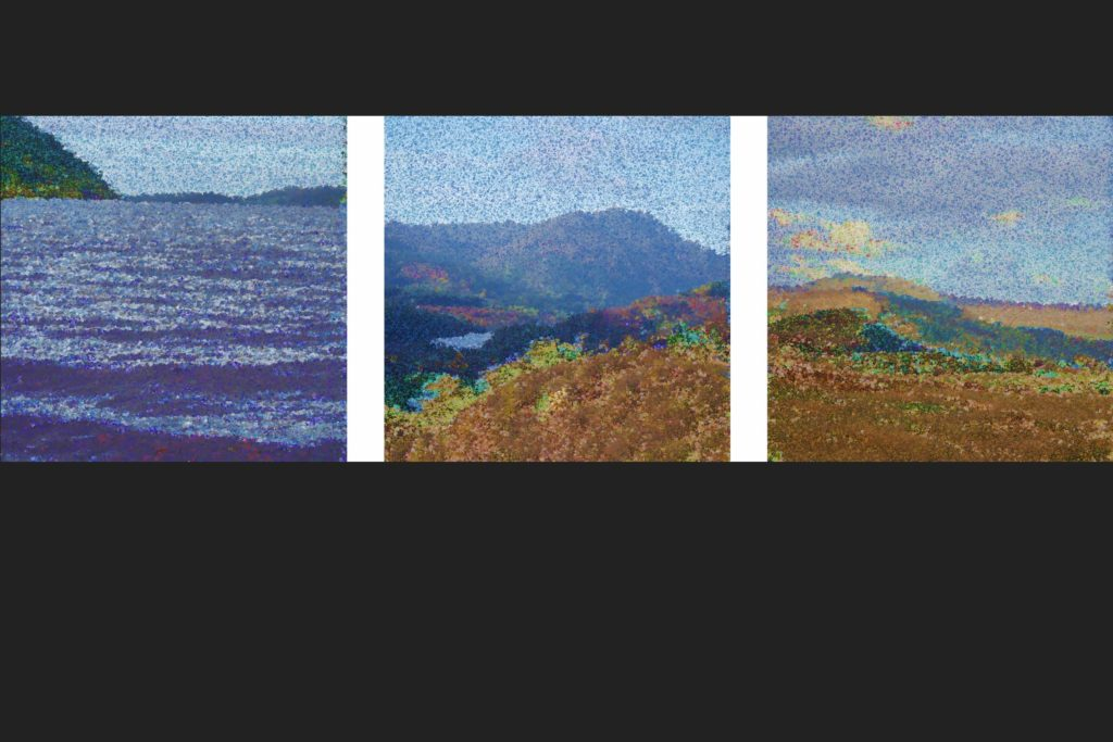 Algorithm-painting_Impressionist