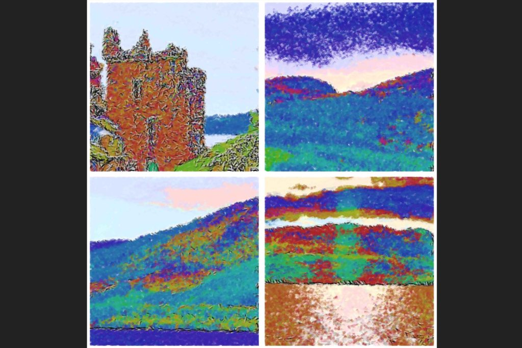 Algorithm-painting_wavelets_loch-ness