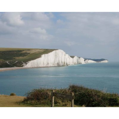 Landscapes – Seven Sisters, Sussex, Cliff (2016)