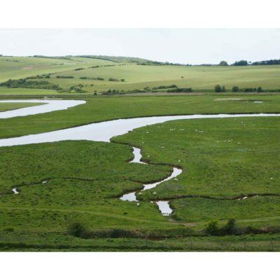Landscapes – Seven Sisters, Sussex, River (2016)